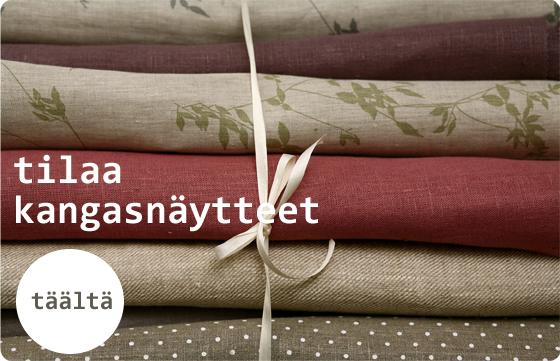 Luonnollinen kangas ja ekologiset pellavakankaat Ada & Inan nettikaupasta