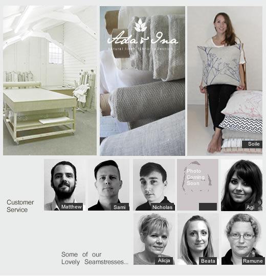 Linen Fabric Supplier Company